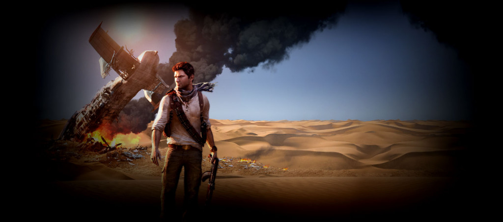 foto do jogo Uncharted