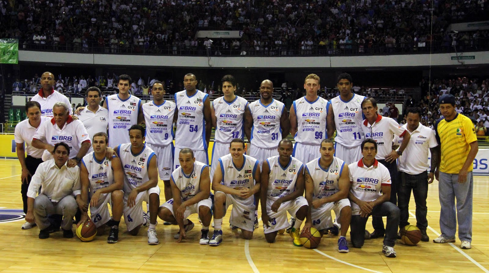 Time de basquete do UniCEUB